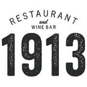1913 Restaurant & Wine Bar