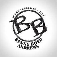 Benny Boyd Andrews Dodge Chrysler Jeep Ram Truck