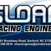 Sloan Racing Engines