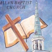 Milan Baptist Church