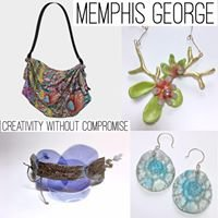 Memphis George Fine Art-to-Wear Jewelry and Gallery