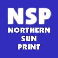 Gladbrook Northern-Sun Print