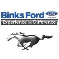 Binks Ford
