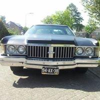 Chevy Impala Garage