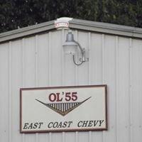 East Coast Chevy Ol'55