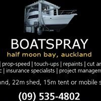 Boatspray Limited