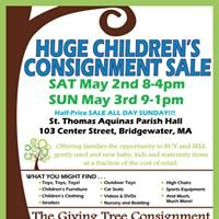 The Giving Tree Consignment - Bridgewater