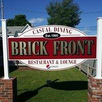 Brick Front Restaurant