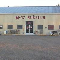 M-57 Surplus (Carson City)