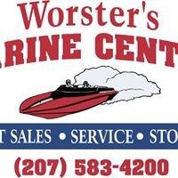 Worsters Marine Center