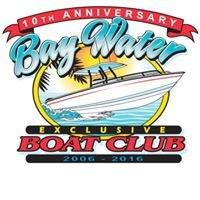 Bay Water Exclusive Boat Club & Rentals