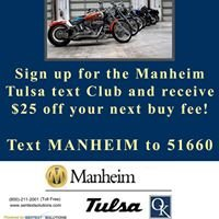 Manheim Tulsa