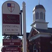 St. Andrews Episcopal Church, 102 N. Main St, Manchester, NH