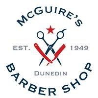 McGuire's Barbershop