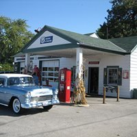 Ambler Becker Texaco Station