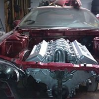 1 V8 Eclipse Spyder Project 4.6l aluminum Ford