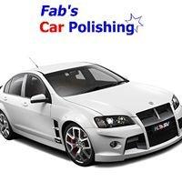 Fab's Car Polishing