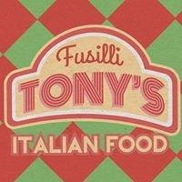 Fusilli Tony's Italian Food
