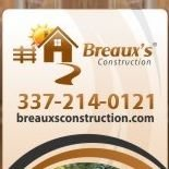 Breaux's Construction