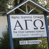 Alpha Gamma Omega - Xi