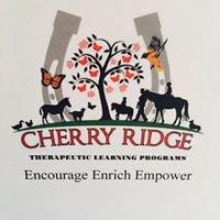 Cherry Ridge Therapeutic Learning Programs