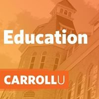 Carroll University Education Department
