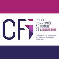 CFI - L'école connectée au futur de l'industrie. Campus Orly.