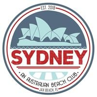 "Sydney Australian Beach Club ""Blue Water Daiquiri and Oyster Bar"""