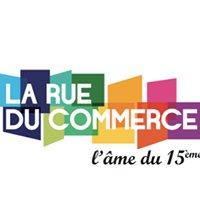 La Rue du Commerce - Paris 15ème