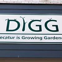 DIGG Decatur Is Growing Gardeners