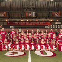 University of South Dakota Cheerleading