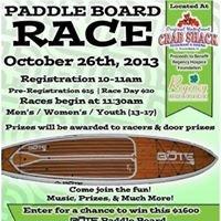 Regency Hospice Paddleboard Race