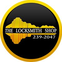 THE LOCKSMITH SHOP.
