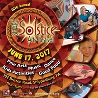 SHAPE's Solstice Arts Festival