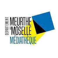 Médiathèque de Meurthe-et-Moselle