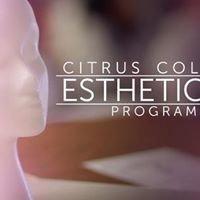 Citrus College Esthetician