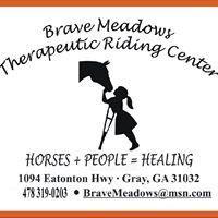 Brave Meadows Therapeutic Riding Center