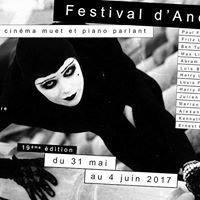 Festival d'Anères - cinéma muet et piano parlant