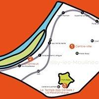 Médiathèques d'Issy-les-Moulineaux