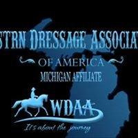 Western Dressage Association of Michigan