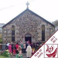 St Bridget's Roman Catholic Church , Eaglesham