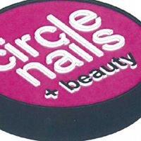 Circle nails and spa!