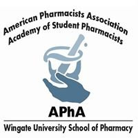 Wingate University School of Pharmacy APhA-ASP Chapter