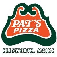 Ellsworth Pats Pizza