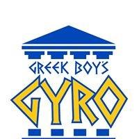 Greek Boys GYRO