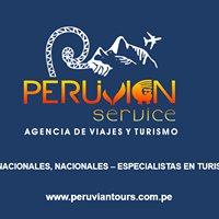 Agencia de Viajes Peruvian Service