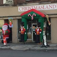 Christmasland at Main Hardware