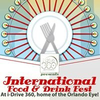 International Food and Drink Festival Orlando at I-Drive 360