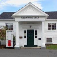 Dailey Memorial Library