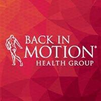 Back In Motion Prospect